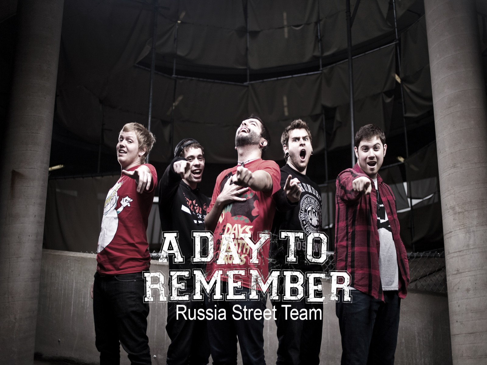 1600x1200  A Day To Remember