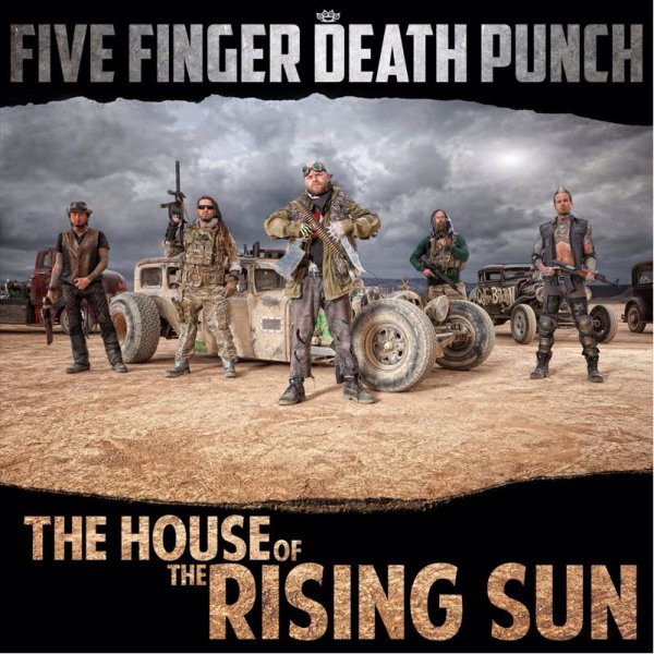 Five Finger Death Punch Дискография Торрент