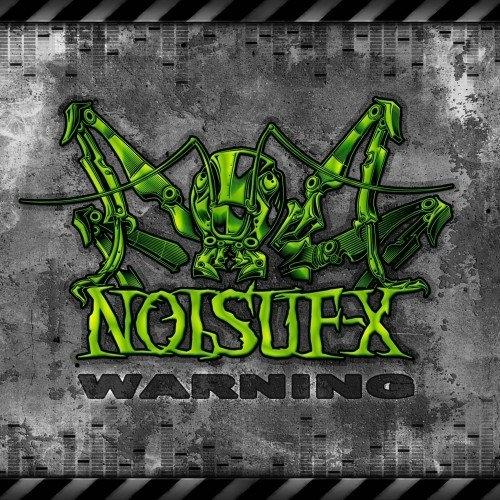 Noisuf-X - Antipode