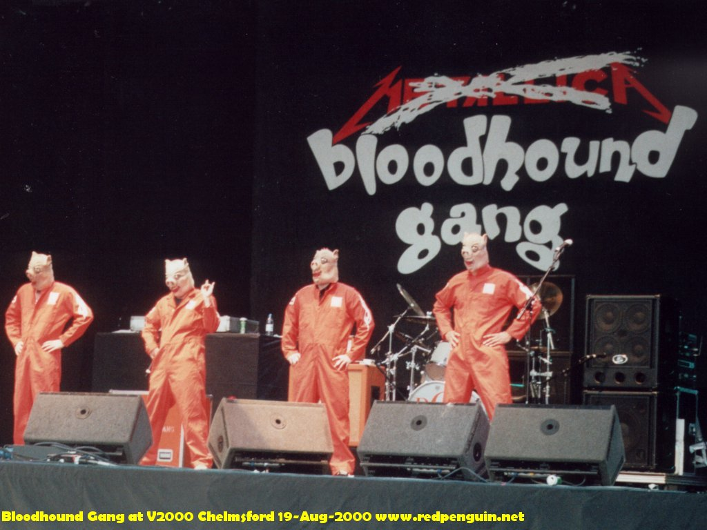 Bloodhound Gang Клипы