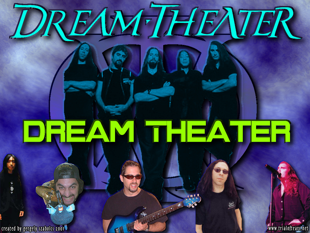 dream theatre скачать дискографию