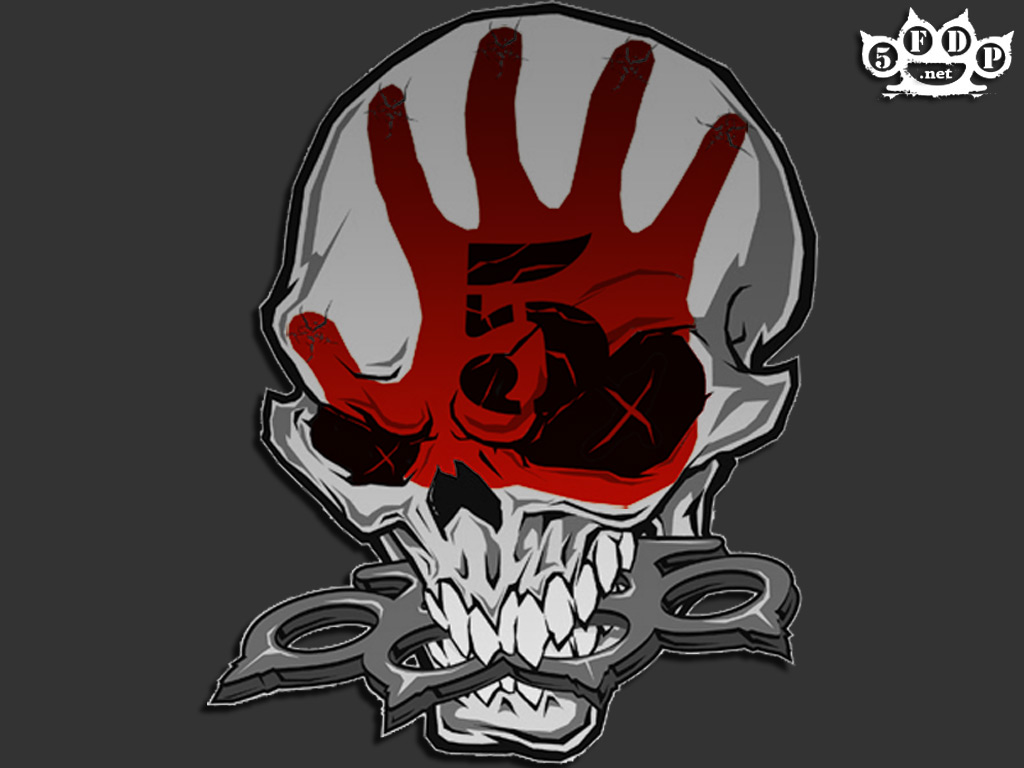 Altwall Five Finger Death Punch Wallpaper
