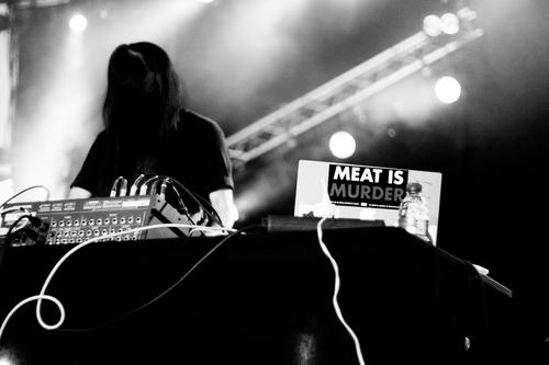 Merzbow Material Action For 2 Microphone