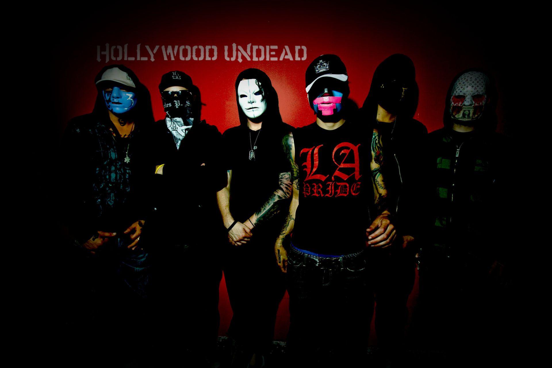 Картинки Hollywood Undead