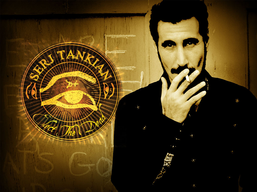serj tankian wallpaper