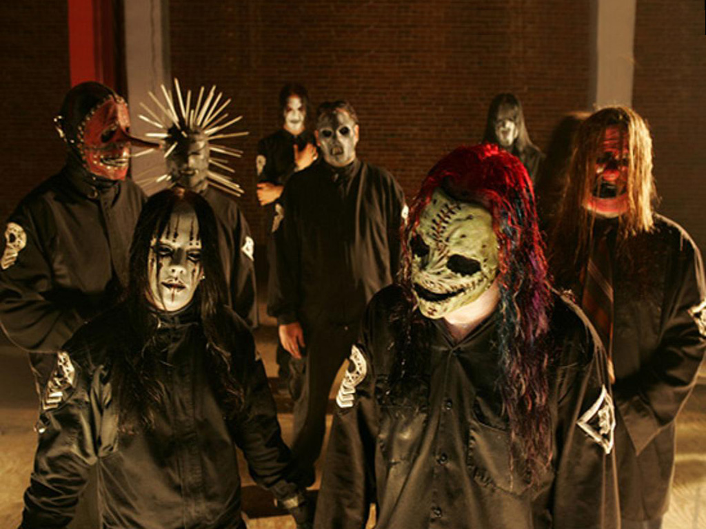 Slipknot the gray chapter masks