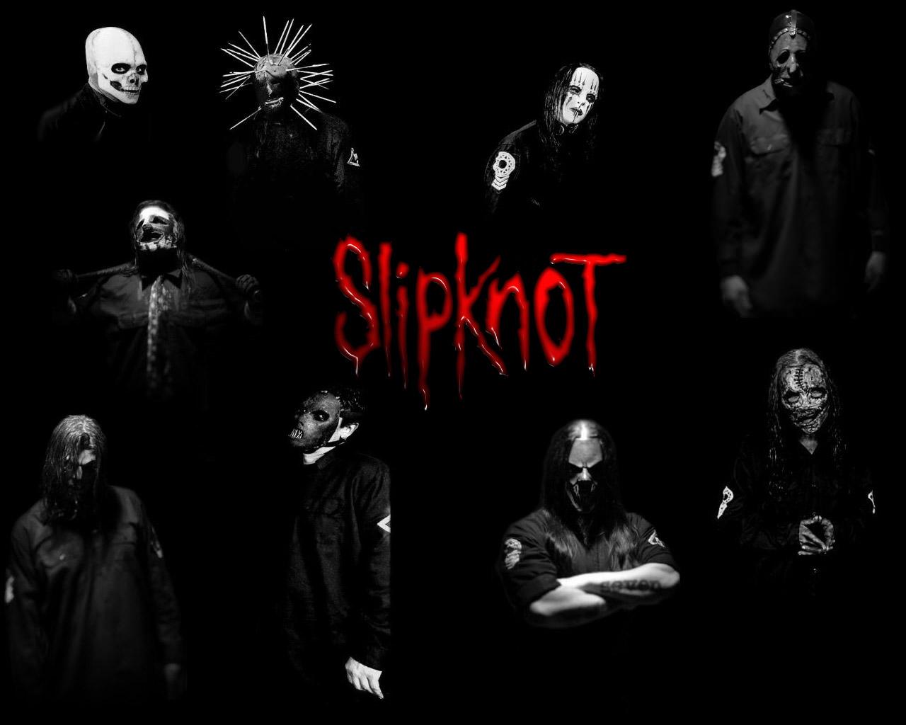 обои группы slipknot на рабочий стол № 603355 бесплатно