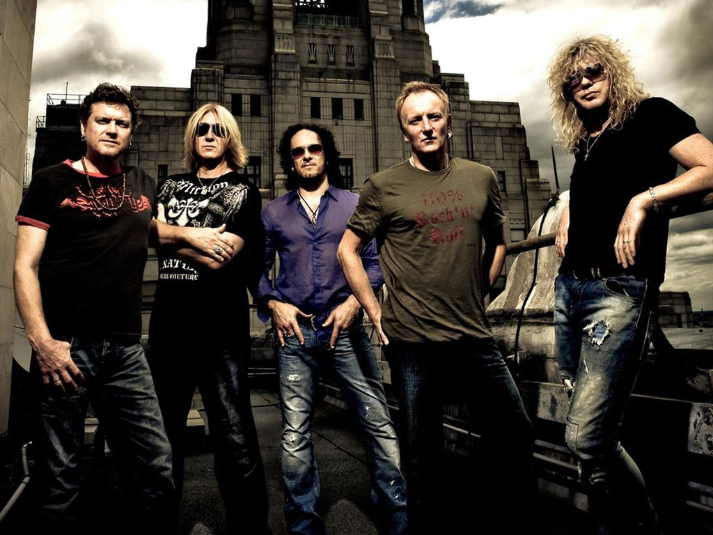 Def leppard to headline download festival 2019 | def leppard.