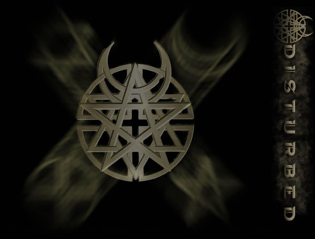 disturbed logo wallpaper - HD1024×776