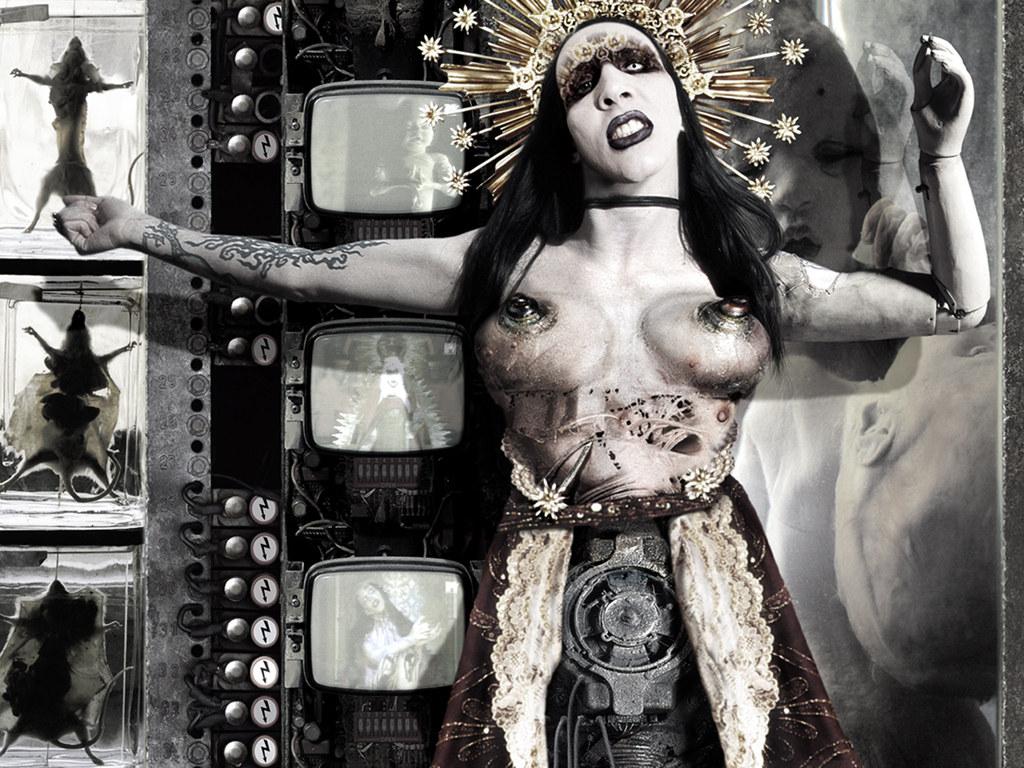 Marilyn Manson Year By Year
